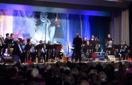 Orchester beim Jahreskonzert 2014