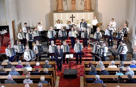 Orchester in der Pauluskirche 2017