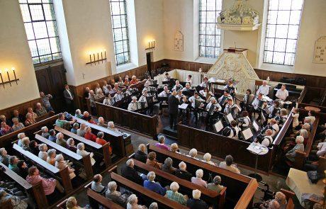 Orchester in der ref. Kirche Hohenlimburg 2017