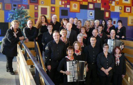 Orchester beim Jahreskonzert 2019
